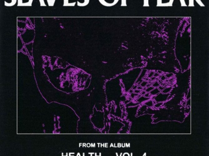 LA noise rock band HEALTH announce new album and song SLAVES OF FEAR