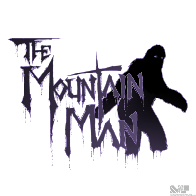 A logo design created for a shirt design for a heavy metal band out near Vancouver
