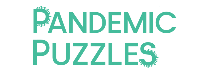 Pandemic Puzzles Logo by Aaron Wolf